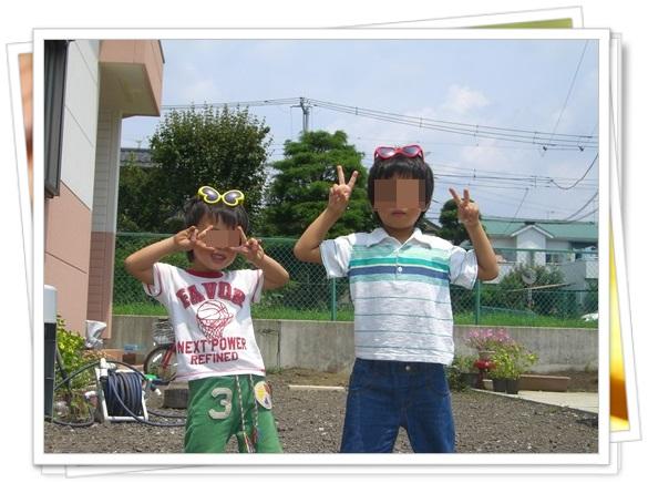 毎日、発電を子供と楽しくみています