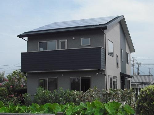 沼津 O様邸 Type-R 4.65kW