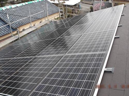 富士市 S様邸 Type-R 9.60kW+オール電化+外構工事