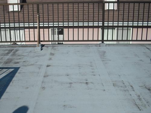 伊豆の国 W様邸 防水トップコート塗装・コンクリート洗浄