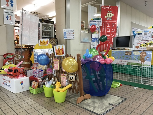 2016年12月 食遊市場イベント報告 & 清水町 くまちゃん