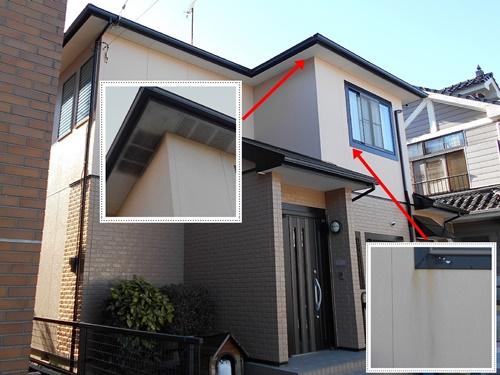 富士市 K様邸 外壁・屋根塗装
